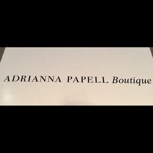 ADRIANNA PAPELL BOUTIQUE - SEQUIN HEELS